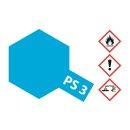 Tamiya  PS-3 Hellblau Polycarbonat 100ml