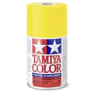 Tamiya  PS-6 Gelb Polycarbonat 100ml