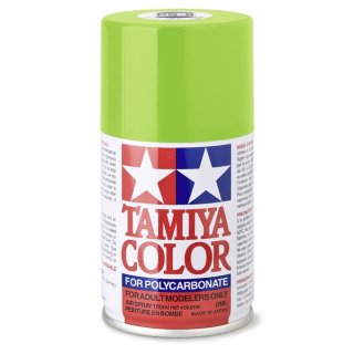 Tamiya  PS-8 Hellgrün Polycarbonat 100ml