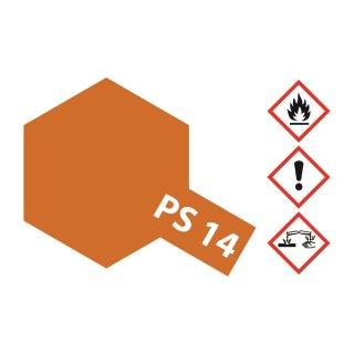 Tamiya  PS-14 Kupfer Polycarbonat 100ml