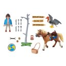 PLAYMOBIL 70072 : THE MOVIE Marla mit Pferd