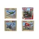 Eichhorn 100003250  Planes Bilder Lege Puzzle, 4 fach sort.  1 Stück
