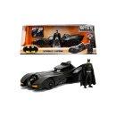 JADA 253215002 - Batman 1989 Batmobile 1:24