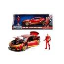 Jada 253225003 - Marvel Ironman 2016 Chevy Camaro SS 1:24