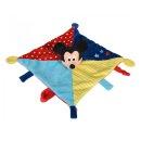 SIMBA  6315876393 - Disney Mickey 3D Schmusetuch Color
