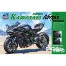 MENG-Model: Kawasaki Ninja H2R in 1:9