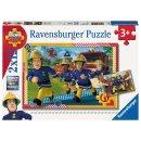 Ravensburger 2 X 12 Teile 5015 Sam und sein Team