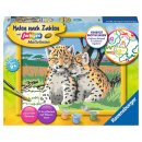 Ravensburger MnZ Serie D 28486 Kleine Leoparden