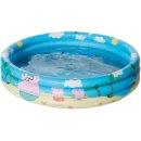 Happy People 16260 Peppa Pig 3-Ring-Pool, ca. 100x23cm