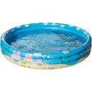 Happy People 16261 PEP Peppa Pig 3-Ring-Pool