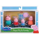 Peppa Pig 4er Figuren Peppas Familie