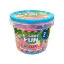 Slimy 32944 Bucket Fun - 2kg Schleim Marble
