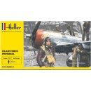 Heller 49648 - US Air Force Personal  1:72