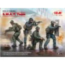 ICM DS2401 - S.W.A.T. Team (4 figures)   1:24