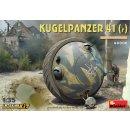 MiniArt 40006 - Kugelpanzer 41(r) Interior Kit  1:35