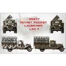 MiniArt 35277 - Sowjetischer Raketenwerfer LAP-7  1:35