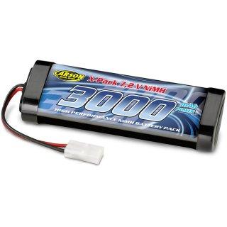 CARSON 500608022 Akku Racing Pack 7,2V/3000 mA