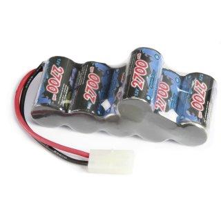 CARSON 500608097 Akku Sand Scorcher, Champ 7,2V 2700 NiMh
