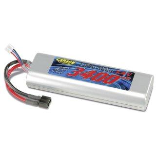 CARSON 500608098 Akku Racing Pack 7,4V/3400 mAh LiPo 40C