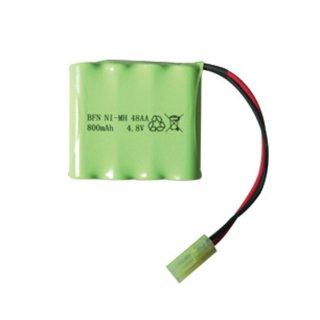 CARSON 500608114 Akku Pack 4,8V/ 800mAh NiMH Mini Tamiya