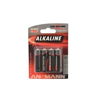 CARSON 500609043 Batterie Set Mignon/AA 1,5V (4)