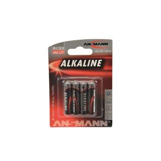 CARSON 500609044 Batterie Set Micro/AAA 1,5V (4)