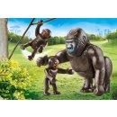 PLAYMOBIL 70360 Family Fun - Gorilla mit Babys