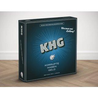 Piatnik KHG 361678 – Das Brettspiel Der Klassiker gegen Korruption