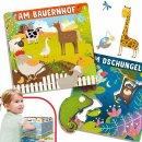 Lisciani 72460 Montessori Plus Tiere