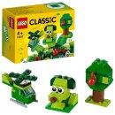 LEGO® Classic 11007 Grünes Kreativ-Set