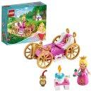 LEGO Disney Princess 43173 - Auroras königliche Kutsche