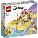 LEGO® Disney Princess 43177 Belles Märchenbuch