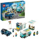 LEGO City 60257 - Tankstelle