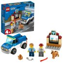 LEGO City 60241 - Polizeihundestaffel