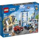 LEGO® City 60246 Polizeistation