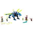 LEGO NINJAGO 71711 - Jays Cyber-Drache