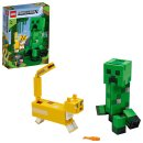 LEGO Minecraft™ 21156 - BigFig Creeper und Ozelot