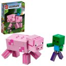LEGO Minecraft™ 21157 - Der Panda-Kindergarten