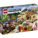 LEGO® Minecraft™ 21160 Der Illager-Überfall