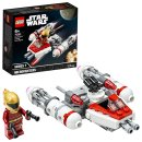 LEGO Star Wars 75263 - Widerstands Y-Wing Microfighter
