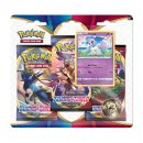 Pokemon USA 45177 - PKM SWSH01 3-Pack Blister DE