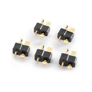 CARSON 500906005 T-Plug Stecker 5 St.