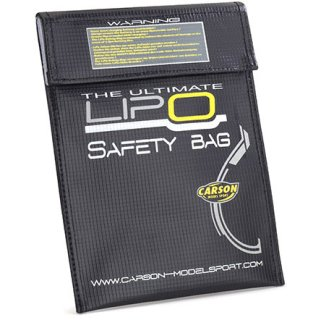CARSON 500906070 Carson LiPo Safety Bag / Ladesack