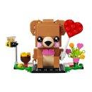 LEGO BrickHeadz 40379  Valentinstag-Bär
