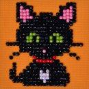 PRACHT DDS-019 - DIAMOND DOTZ Katze