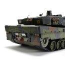 CARSON 500907189 1:16 Leopard 2A6, 2,4 GHz 100% RTR