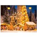 NOCH 14681 - Weihnachtsmarkt-Eingangsbogen  N