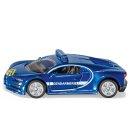 SIKU 1541 - Bugatti Chiron Gendarmerie