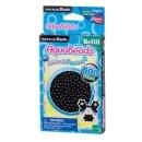 Aquabeads Einzelfarbe 32658 - Schwarze Perlen