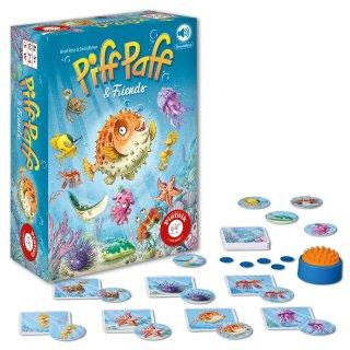 PIATNIK 663666 - KINDERSPIELE Piff Paff & Friends